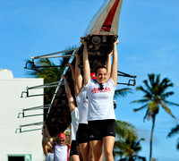 OSU Rowing Winter Training Miami 2011